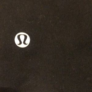 lululemon athletica Pants - Lululemon black legging with pockets, sz 4, 71432